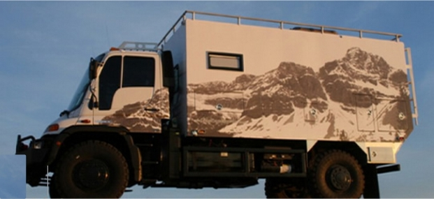 Healing Expedition Trucks