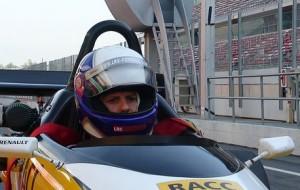 Javier's latest racing!