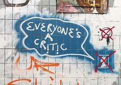 Everyone is a Critic
